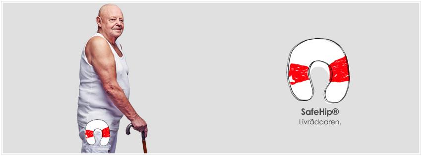 Höftskydd, höftskyddsbyxor & fallprevention