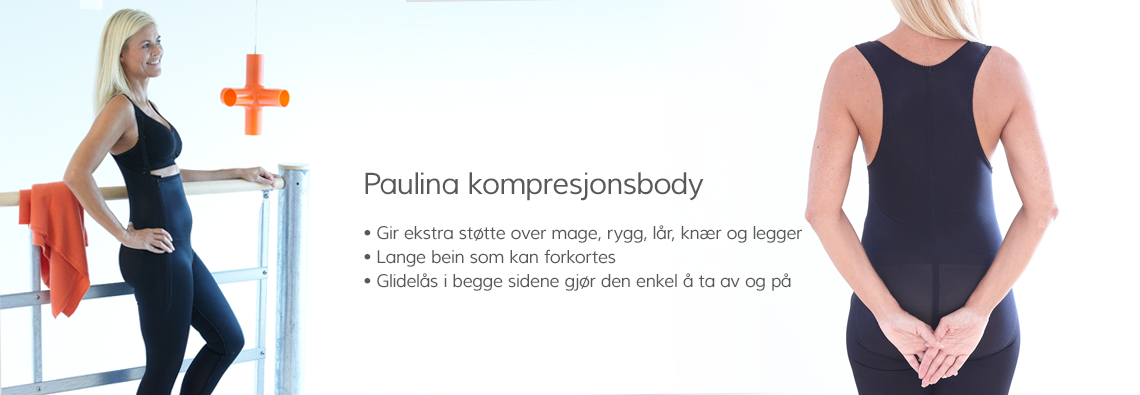 Paulina kompresjonsbody